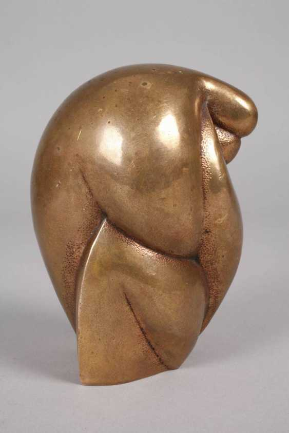 Abstract Bronze Composition - photo 3