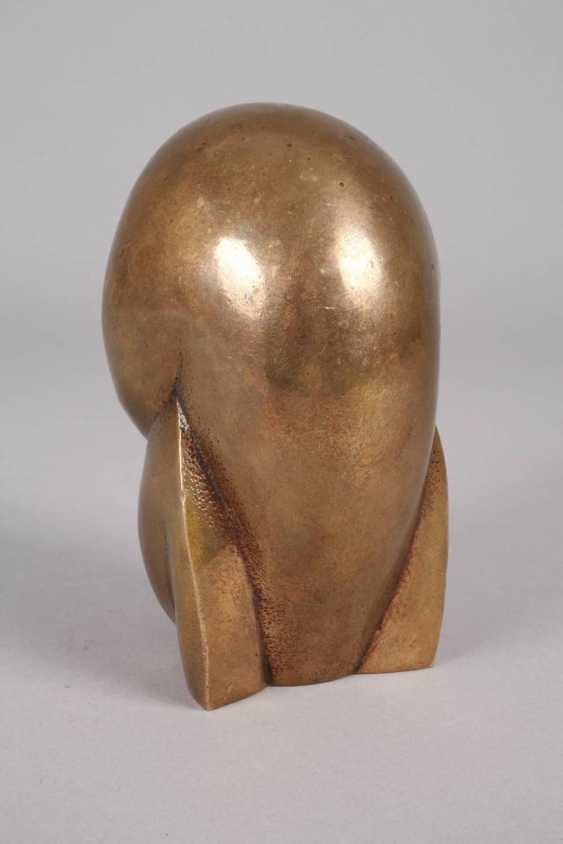 Abstract Bronze Composition - photo 4