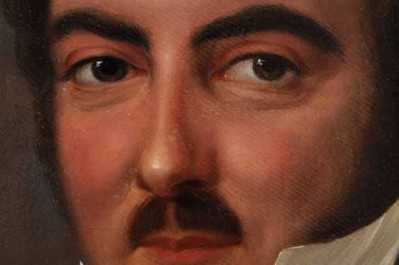 Prof. honor God Grünler, attributed to Mr portrait - photo 3