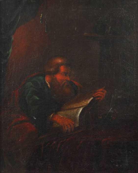 Read in the interior, 18. Century - photo 1