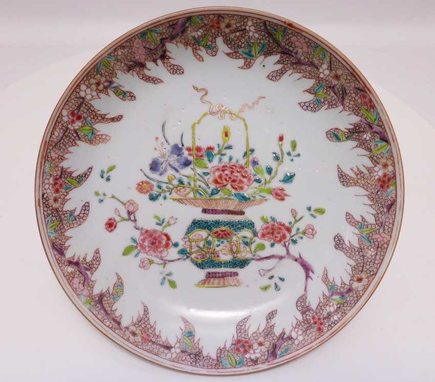 Plate with mother and children - photo 2