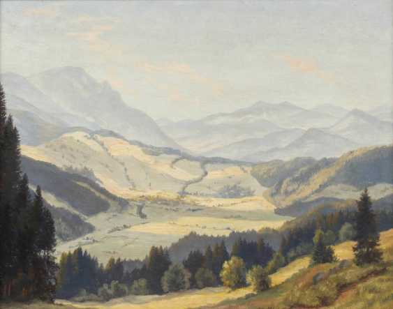 Ernst Bruggemann, summer in the mountains - photo 1