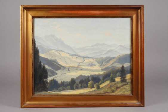 Ernst Bruggemann, summer in the mountains - photo 2