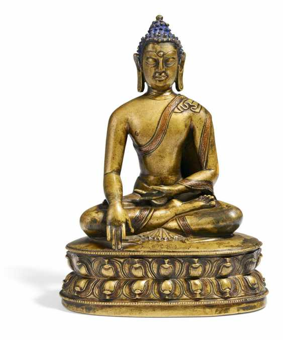 Extraordinary Buddha Akshobhya - photo 1