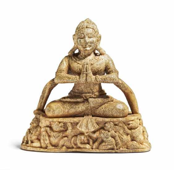 Rare figure of Buddha - photo 1