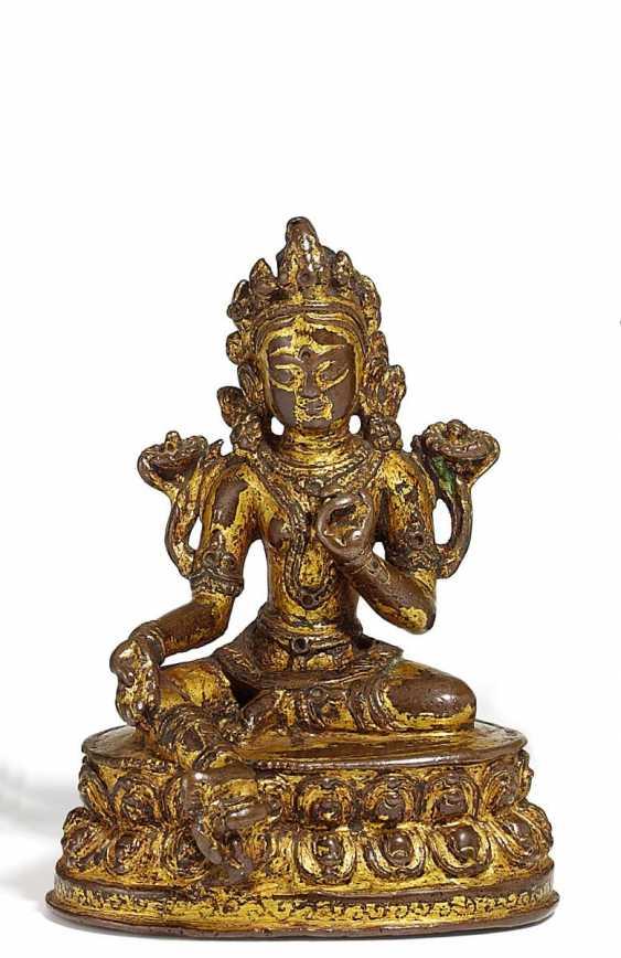Green Shyama Tara - photo 1