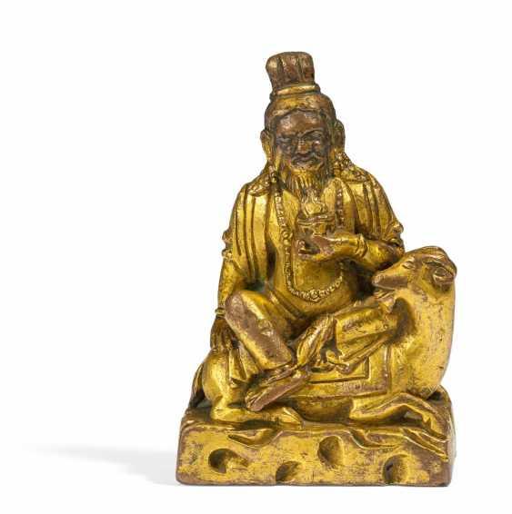 Bedeutende Figur des Mahasiddha Thangtong Gyalpo - photo 1