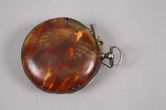 Spindle pocket watch with automaton - photo 3
