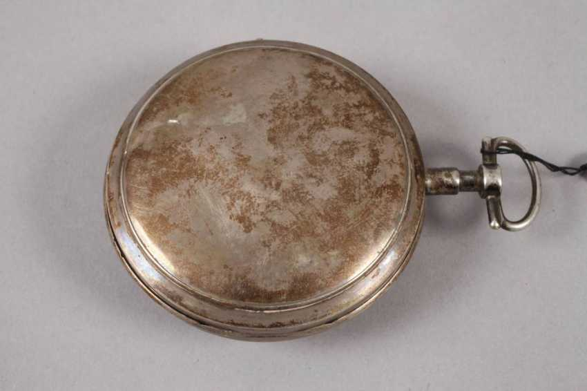 Spindle pocket watch with automaton - photo 4