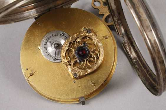Spindle pocket watch with automaton - photo 6