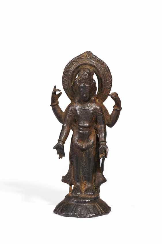 Standing four-armed Avalokiteshvara - photo 1