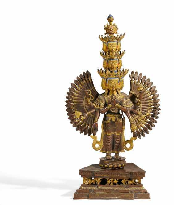 Great Sahasrabhuja-Lokesvara - photo 1