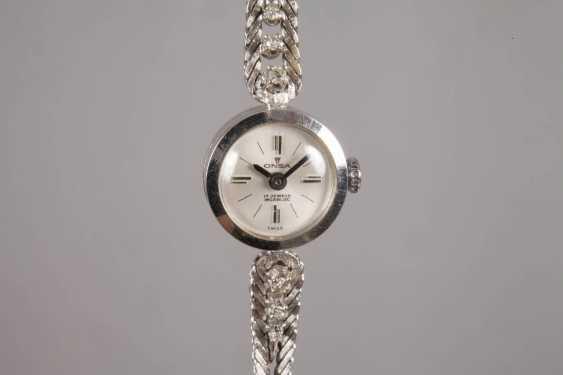 Ons ladies ' wristwatch with diamonds - photo 2