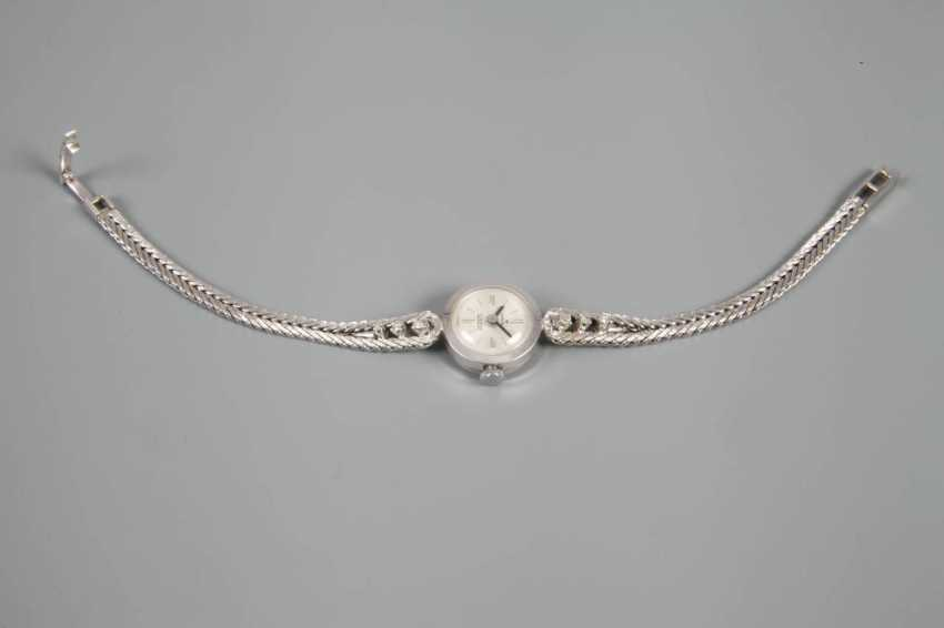 Ons ladies ' wristwatch with diamonds - photo 4
