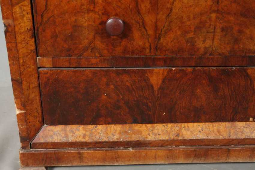 Large Biedermeier Chest Of Drawers - photo 4