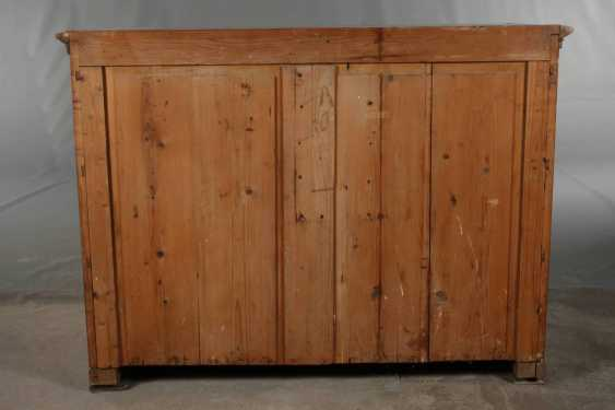 Large Biedermeier Chest Of Drawers - photo 6