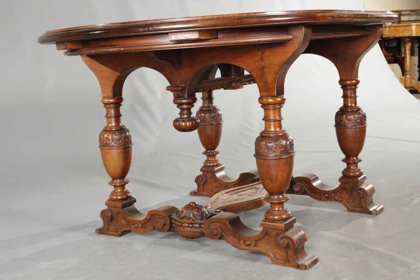 Dining Table Historicism - photo 2