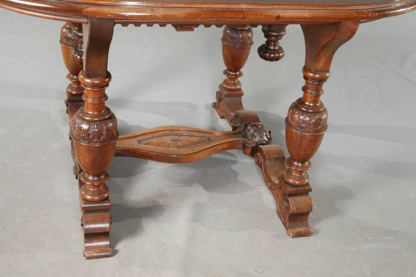 Dining Table Historicism - photo 3