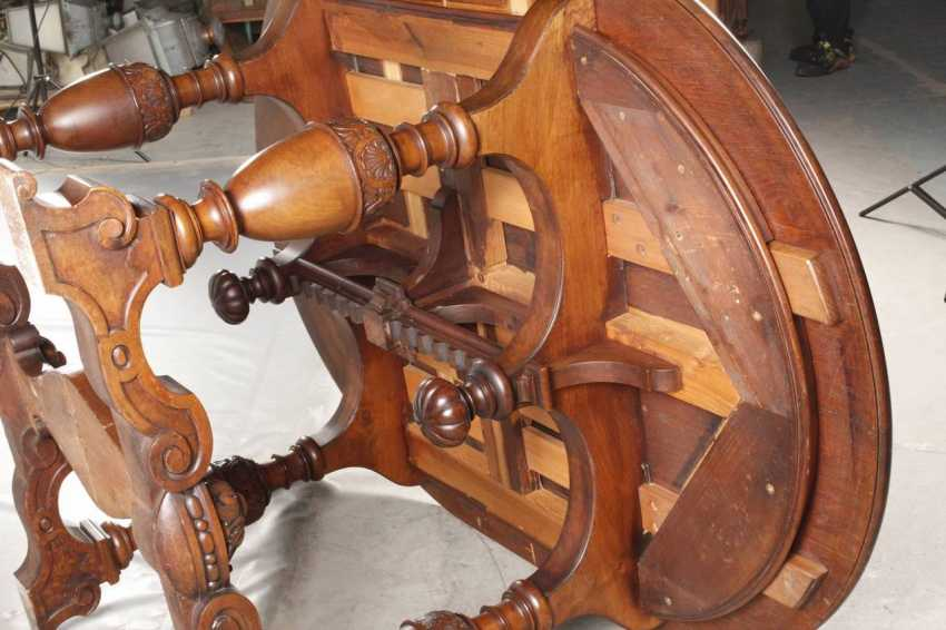 Dining Table Historicism - photo 5