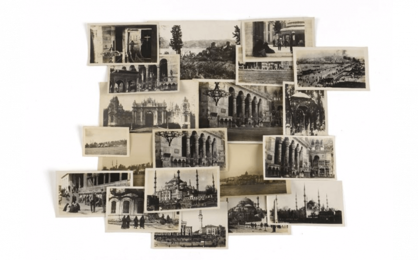 PHOTOGRAPHS OF CONSTANTINOPLE TAKEN BY...
