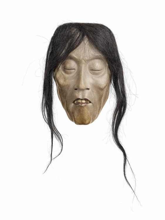 Exceptional mask of a deceased Person - photo 1