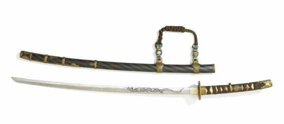 Impressive ôdachi-ceremonial sword - photo 1