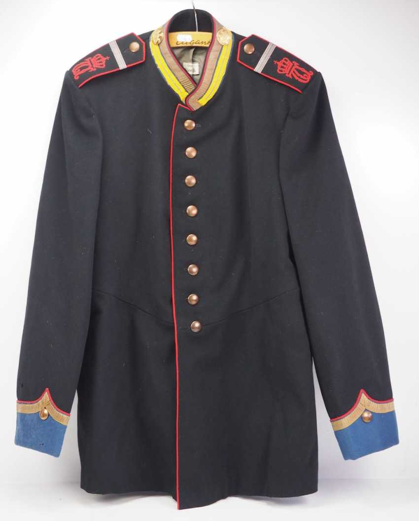 Württemberg: uniform jacket of the upper country, hunters and the Station-master. - photo 1