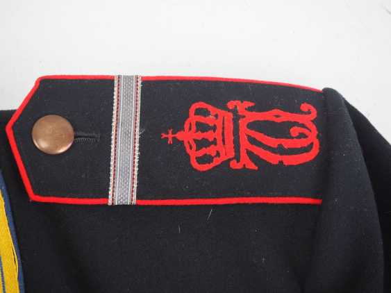 Württemberg: uniform jacket of the upper country, hunters and the Station-master. - photo 3