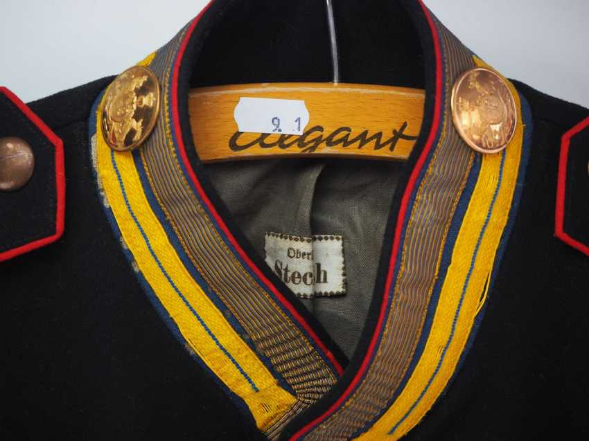 Württemberg: uniform jacket of the upper country, hunters and the Station-master. - photo 4