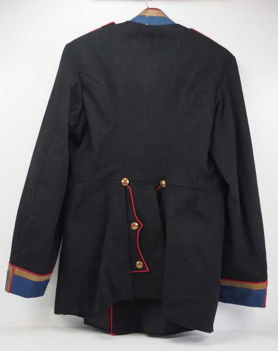 Württemberg: uniform jacket of the upper country, hunters and the Station-master. - photo 5