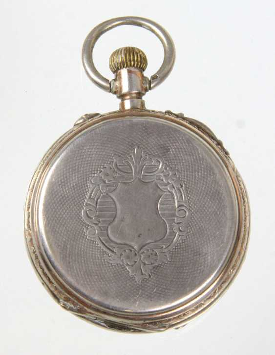Mens Pocket Watch Silver 800 - photo 2