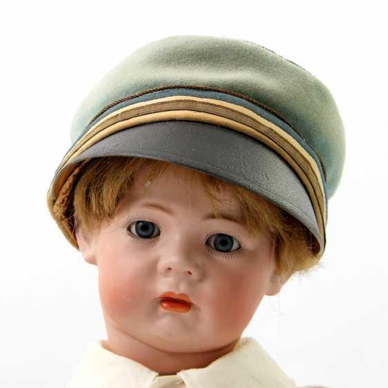 SIMON & HALBIG rare character doll