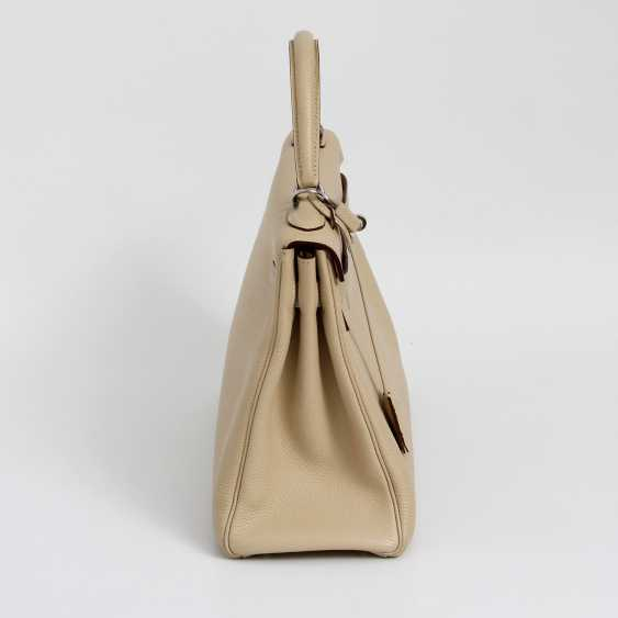 "HERMÈS exclusive Handle/shoulder bag ""RETOURNE KELLY BAG 32"" - photo 3"