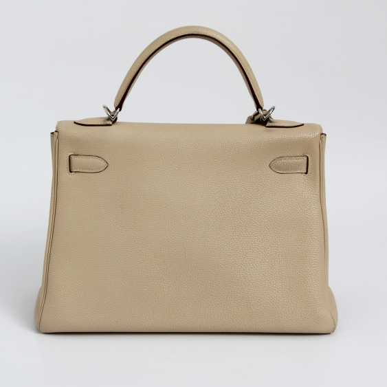 "HERMÈS exclusive Handle/shoulder bag ""RETOURNE KELLY BAG 32"" - photo 4"
