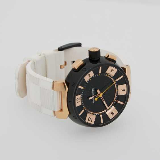 LOUIS VUITTON exklusive Unisex-Armbanduhr