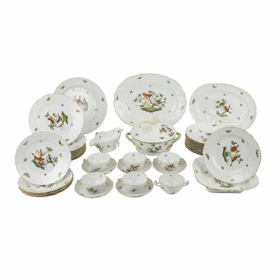 HEREND dinner service for 5 to 10 people, 20. Century - photo 1