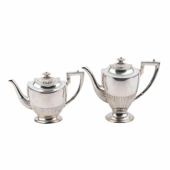 ENGLISH Set, large and small, teapot, 20. Century - photo 1