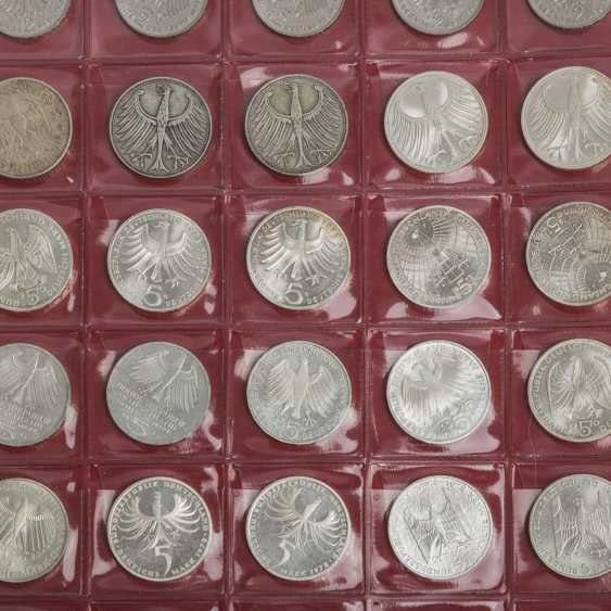Coin album with commemorative coins Germany - photo 3