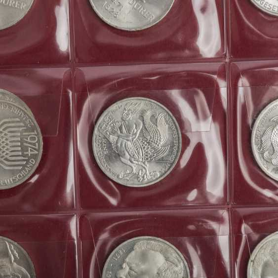 Coin album with commemorative coins Germany - photo 4