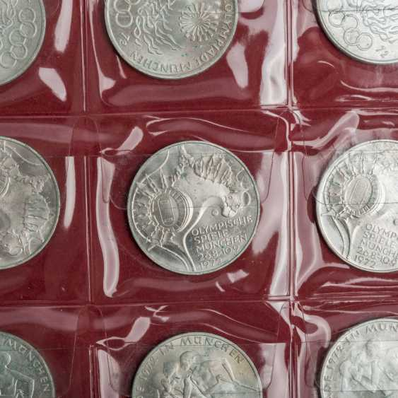 Coin album with commemorative coins Germany - photo 5