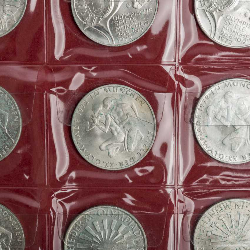 Coin album with commemorative coins Germany - photo 6