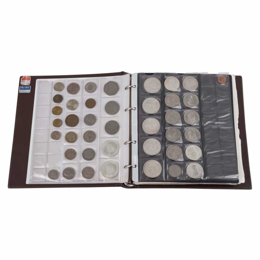 Mixed coin album, with a focus on Germany and Austria - - photo 1