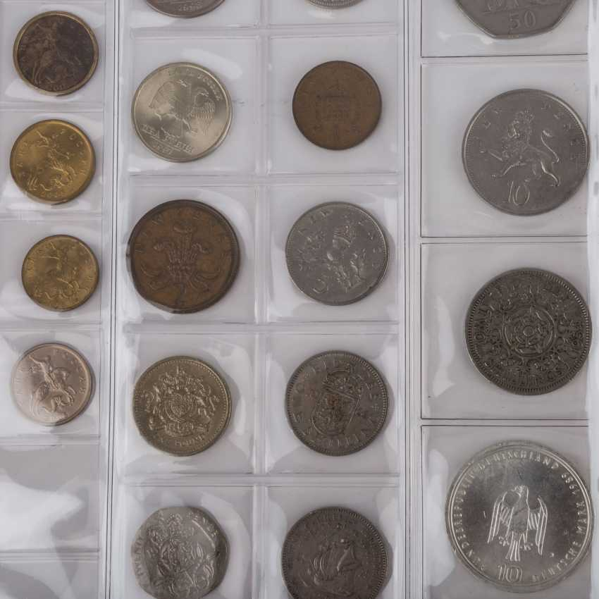 Mixed coin album, with a focus on Germany and Austria - - photo 2
