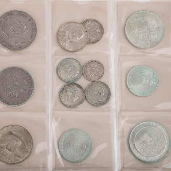 Mixed coin album, with a focus on Germany and Austria - - photo 4