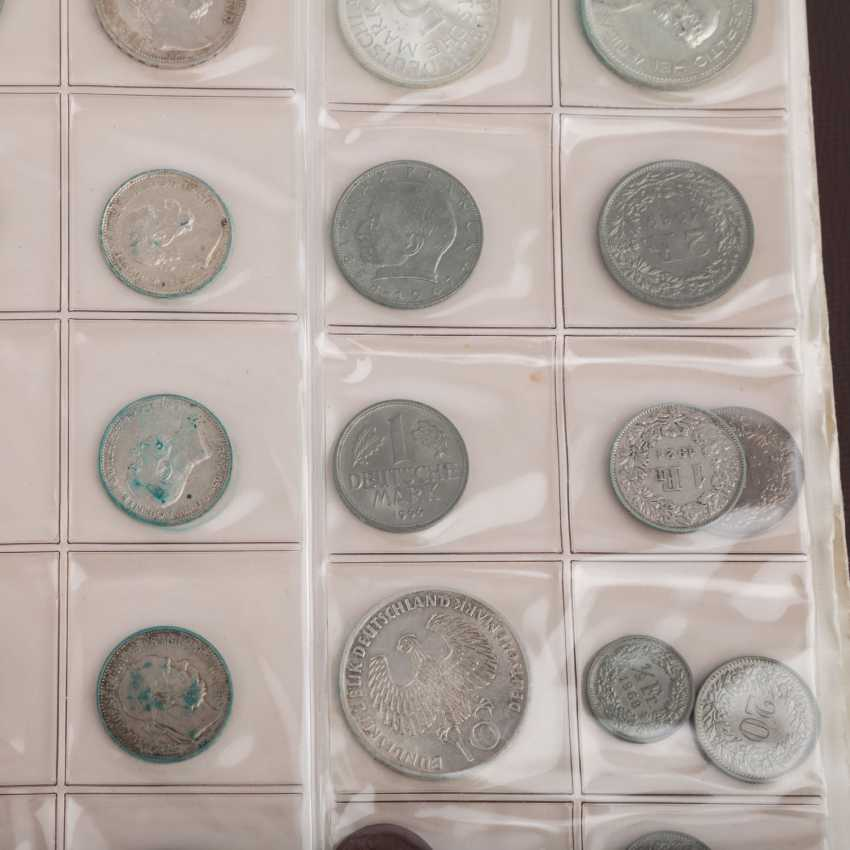 Mixed coin album, with a focus on Germany and Austria - - photo 5