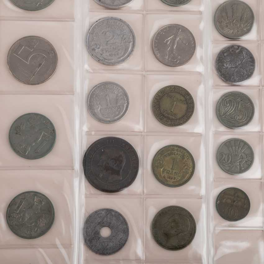 Mixed coin album, with a focus on Germany and Austria - - photo 6