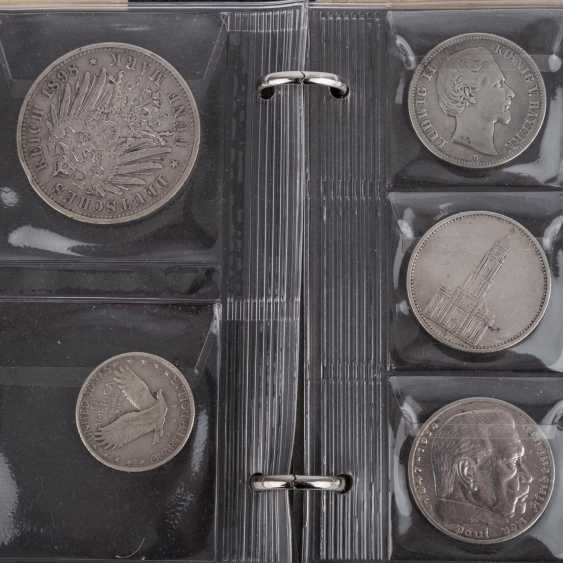 Small coin album with a focus on Dt. The German Empire and third Reich - - photo 3