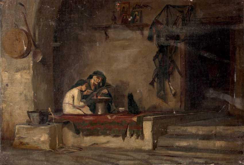 THÉODORE RALLIS (1952-1909) - photo 1