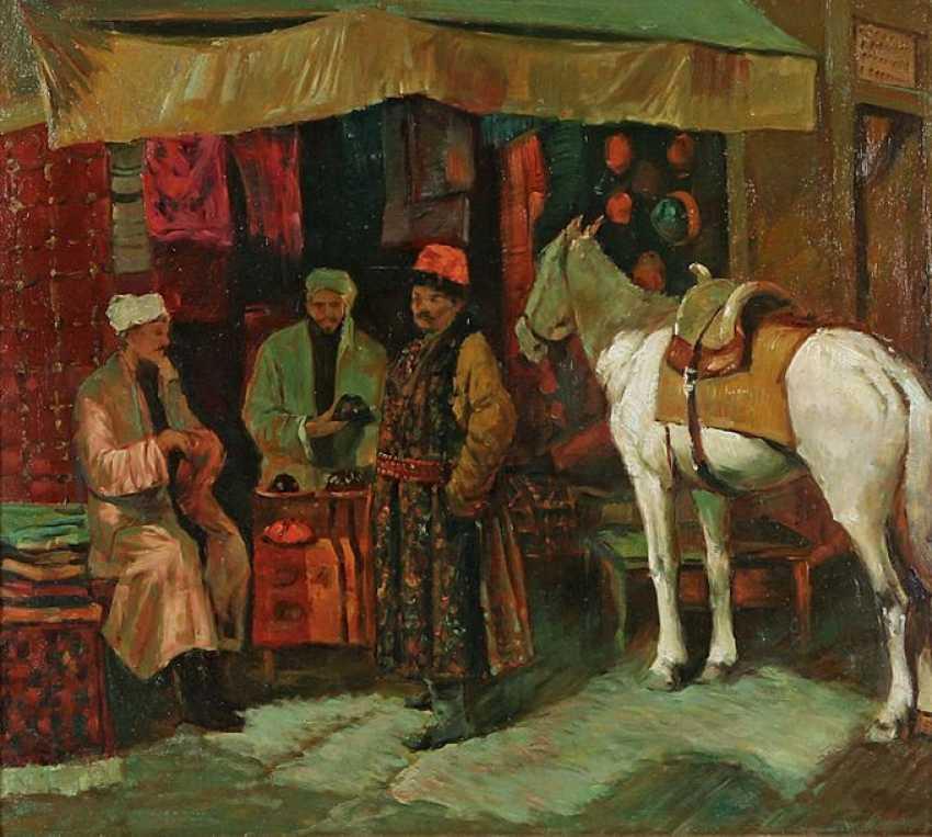 ALEXIS VLADIMIROVITCH ISSUPOFF (1889-1957) - photo 1