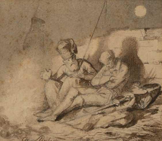 CHARLES AUGUSTE DE STEUBEN (1788-1956) - photo 1